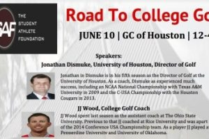 saf college golf recruiting