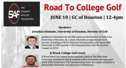 saf college golf recruiting